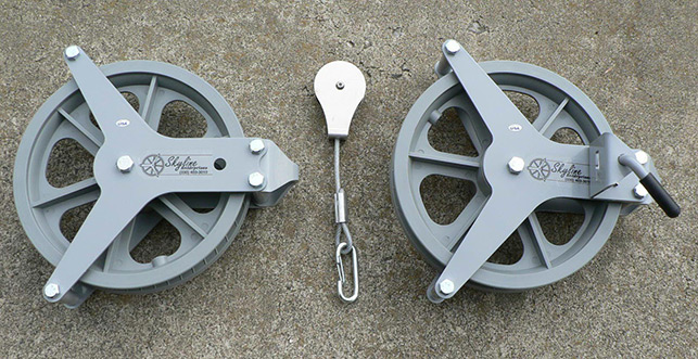 Pulley Clothesline Kit