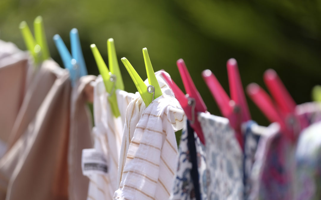 Five Things You May Not Have Known About Your Laundry