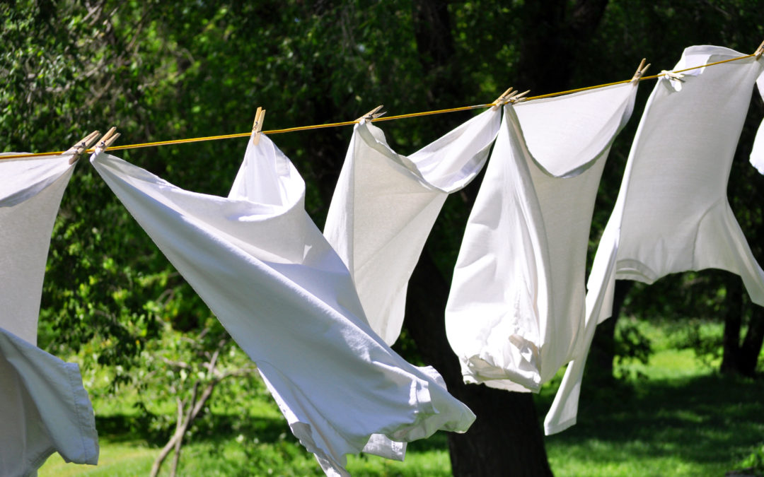 Q&A: Is It OK to Hang Dry Clothes Overnight?