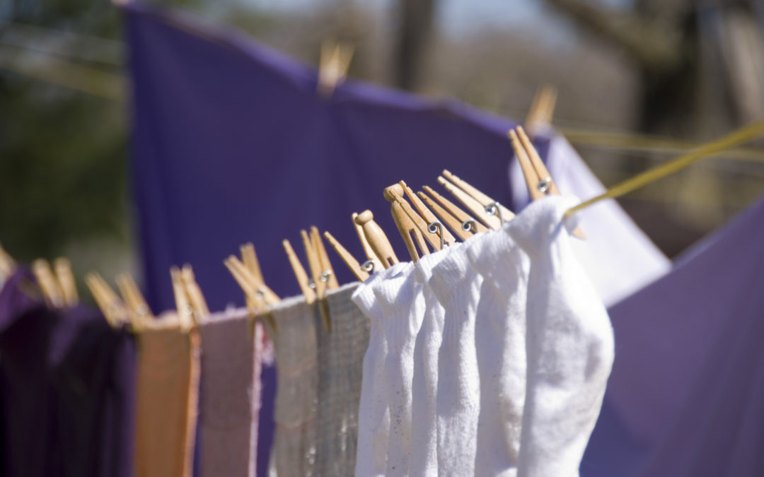 What is the Best Time of Day to Hang Dry Clothes?