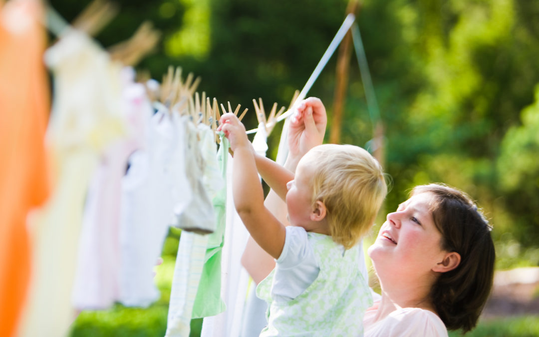 Q&A: Do You Have Enough Space for a Clothesline?