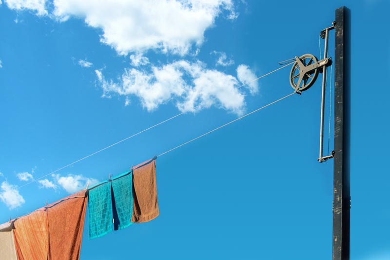 What Makes Skyline Clotheslines Different Than Others?