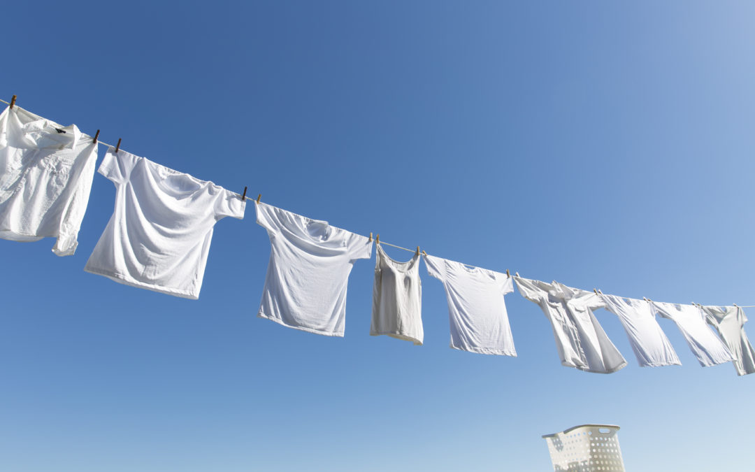 The History of Clotheslines and Hang Drying Clothes: Part Two