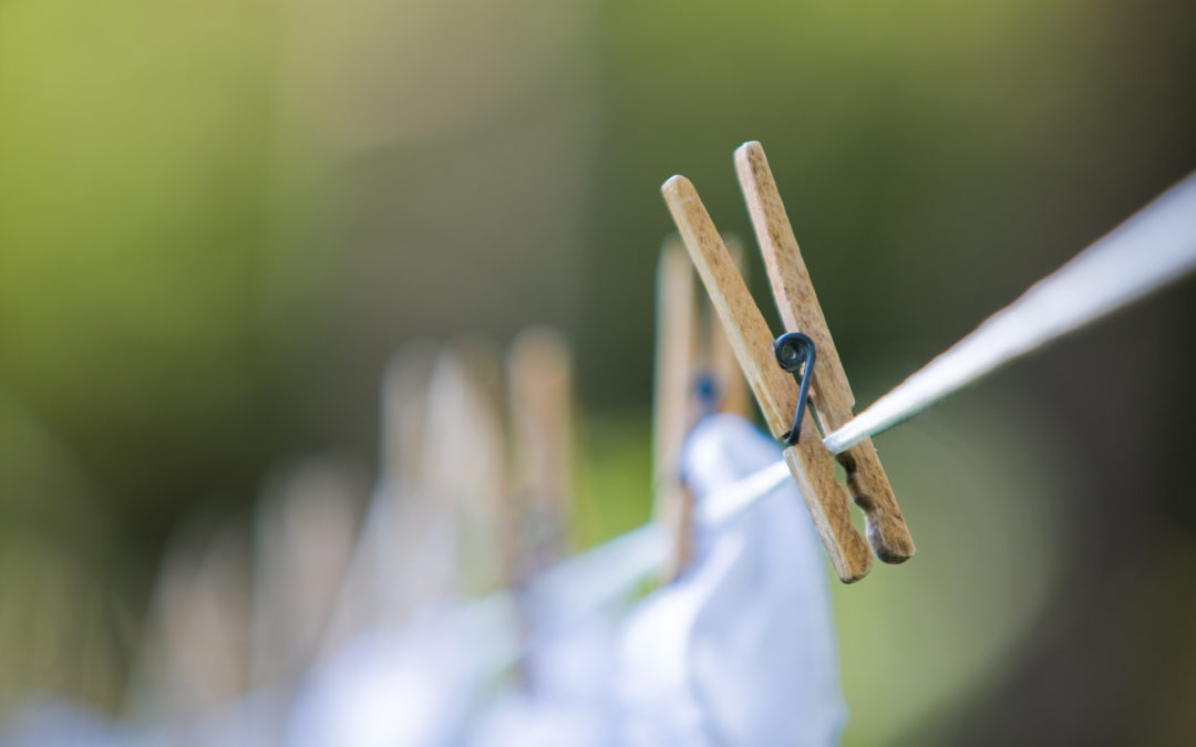 If You Line Dry Your Clothes, Then You Need a Pulley System!